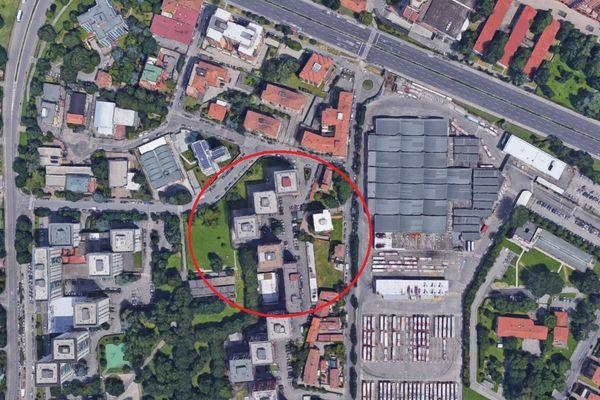 Immagine n0 - Planimetry - Aerial view - Asta 8569