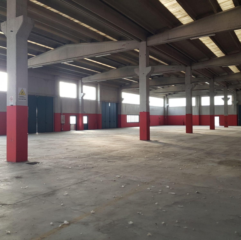 #8593 Capannone industriale di 2.100 mq con area pertinenziale