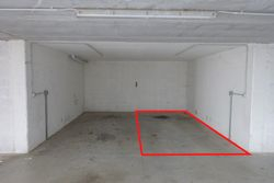 Parking space in the basement  sub    - Lot 8603 (Auction 8603)