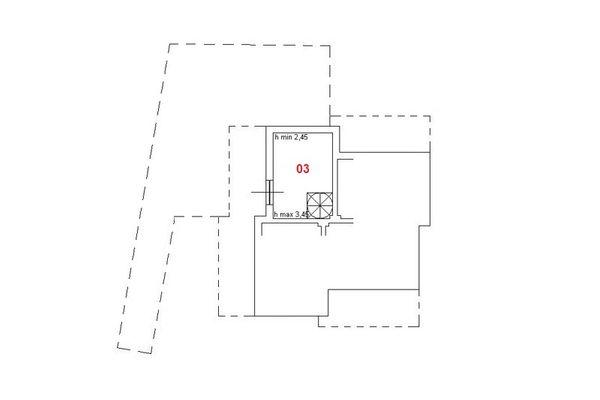Immagine n2 - Planimetria - Piano primo - Asta 8620