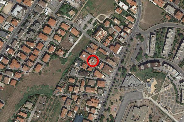 Immagine n0 - Planimetria - Vista aerea - Asta 8622