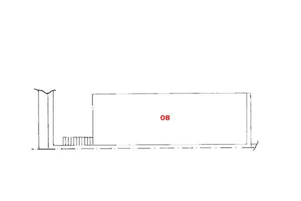 Immagine n2 - Planimetria - Piano quarto - Asta 8622