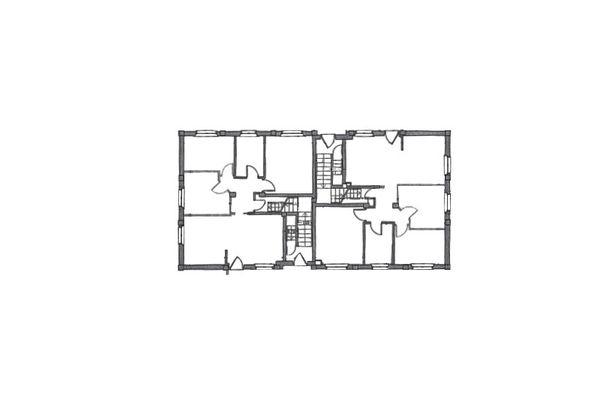 Immagine n2 - Planimetria - Piano terra - Asta 8641