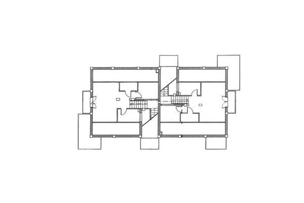 Immagine n4 - Planimetria - Piano secondo - Asta 8641