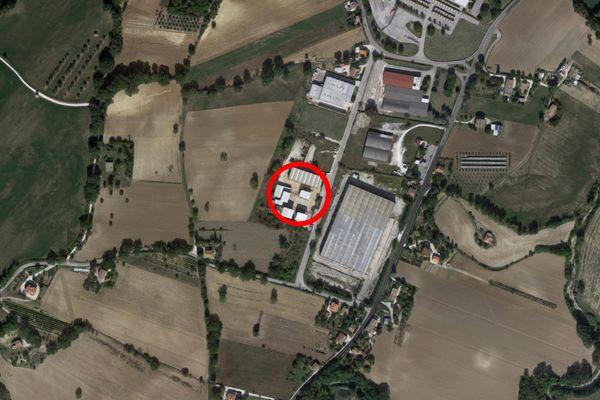 Immagine n0 - Planimetry - Aerial view - Asta 8663