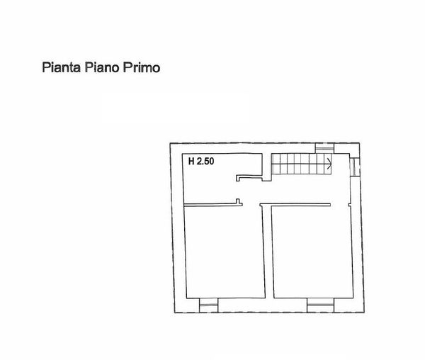 Immagine n2 - Planimetry - First floor - Asta 868