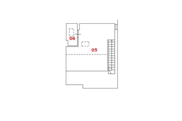 Immagine n2 - Planimetria - Piano secondo - Asta 8687