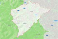 Immagine n1 - Quota di terreni: superficie 107879 mq - Asta 870