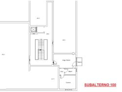 Two room apartment on the first floor with garage  sub      - Lot 8741 (Auction 8741)