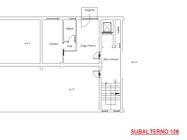 Immagine n0 - Bilocale al piano secondo con garage (sub 106) - Asta 8747