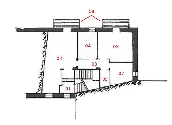 Immagine n7 - Planimetria - Piano primo - Asta 876