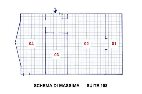 Immagine n1 - Planimetry - Basement - Asta 8768