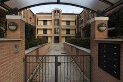 Appartamento con soffitta e autorimessa