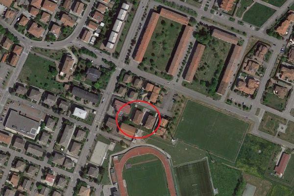 Immagine n0 - Planimetry - Aerial view - Asta 8776