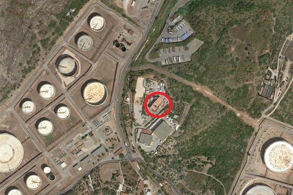 Immagine n0 - Planimetria - Vista aerea - Asta 8781