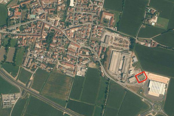 Immagine n0 - Planimetria - Vista aerea - Asta 880