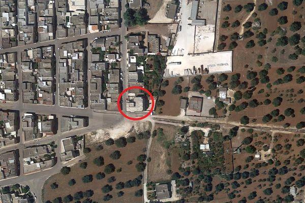 Immagine n0 - Planimetria - Vista aerea - Asta 8818