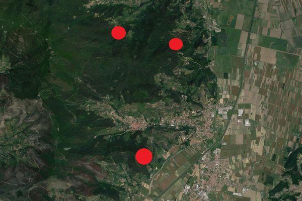 Immagine n0 - Planimetry - Aerial view - Asta 8873