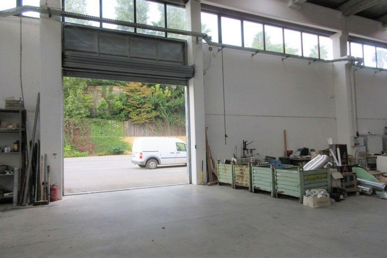#8882 Porzione di capannone con box prefabbricato in vendita - foto 3