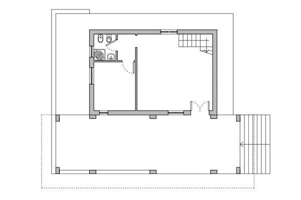 Immagine n1 - Planimetry - Ground floor - Asta 8883