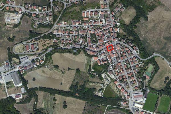 Immagine n0 - Planimetria - Vista aerea - Asta 890