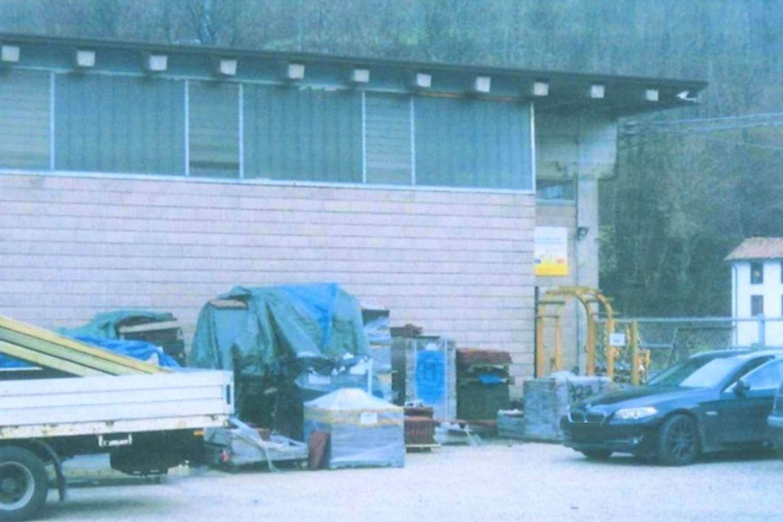 Immagine n. 6 - #8908 Porzione di capannone con corte (sub 2-7)