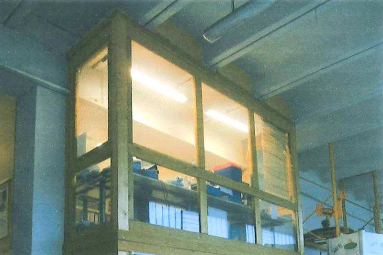 Immagine n. 5 - #8909 Porzione di capannone con corte (sub 3-8)