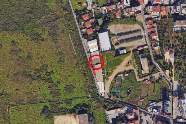 Immagine n0 - Planimetria - Vista aerea - Asta 8920