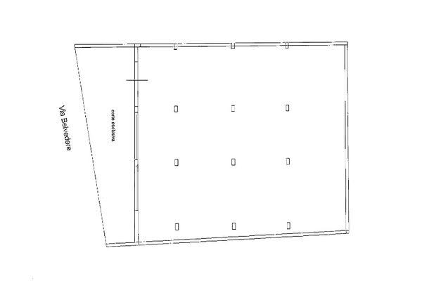 Immagine n0 - Planimetria - Piano terra - Asta 8920