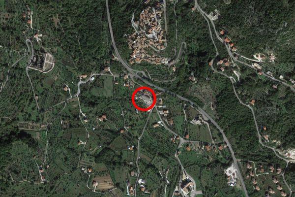 Immagine n1 - Planimetria - Localizzazione - Asta 8925