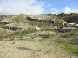 Limestone quarry and mining grounds - Lot 8926 (Auction 8926)