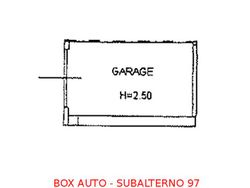 Garage basement  sub     - Lot 894 (Auction 894)