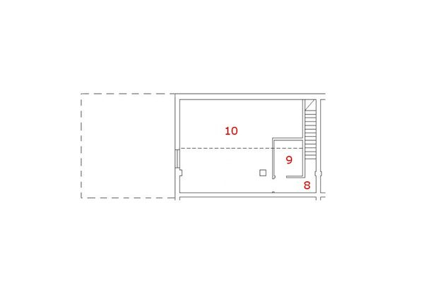 Immagine n0 - Planimetry - Third floor - Asta 8945