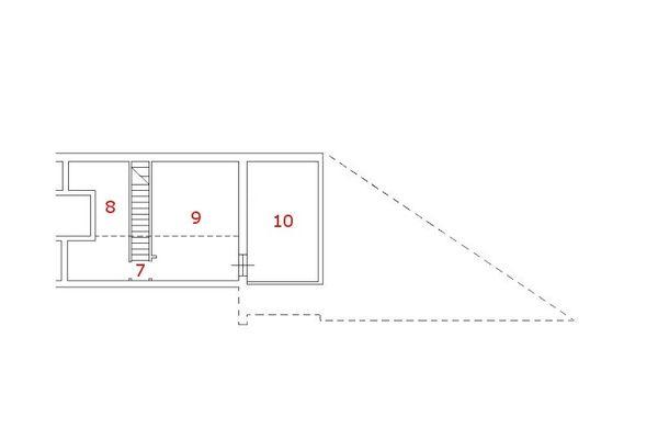 Immagine n0 - Planimetry - Third floor - Asta 8946