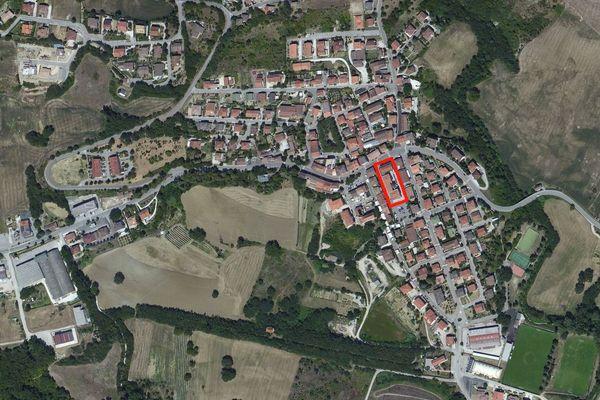 Immagine n0 - Planimetria - Vista aerea - Asta 895