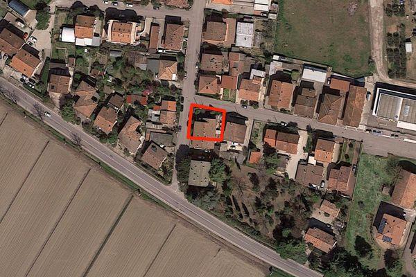 Immagine n1 - Planimetria - Vista aerea - Asta 8950