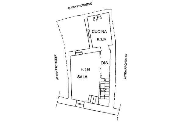 Immagine n0 - Planimetria - Piano primo - Asta 8951