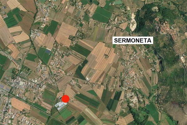 Immagine n0 - Planimetria - Vista aerea - Asta 8957