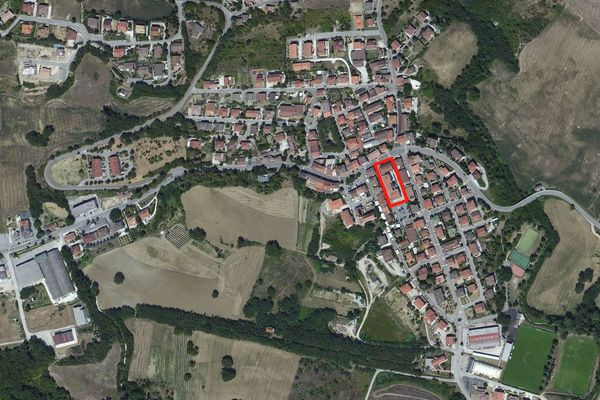 Immagine n0 - Planimetria - Vista aerea - Asta 896