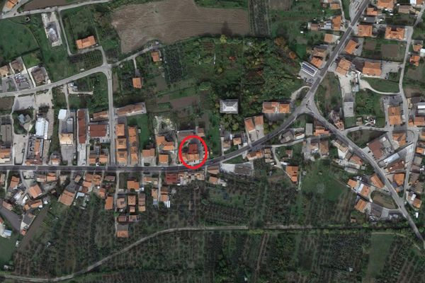 Immagine n0 - Planimetria - Vista aerea - Asta 8984