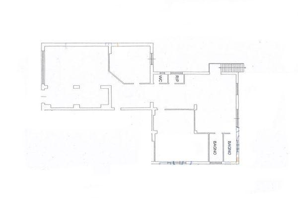 Immagine n1 - Planimetria - Piano terra - Asta 8984