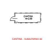 Immagine n0 - Cantina in seminterrato (sub 82) - Asta 899