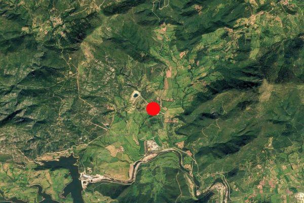 Immagine n0 - Planimetria - Vista aerea - Asta 8998