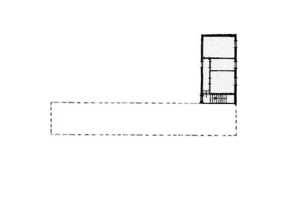 Immagine n4 - Planimetria - Piano primo appartamento - Asta 9009