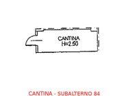 Immagine n0 - Cantina in seminterrato (sub 84) - Asta 901