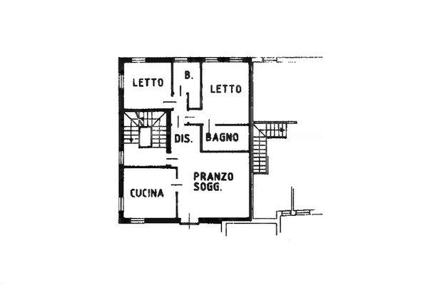 Immagine n0 - Planimetria - Piano primo - Asta 9011