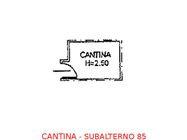 Immagine n0 - Cantina in seminterrato (sub 85) - Asta 902