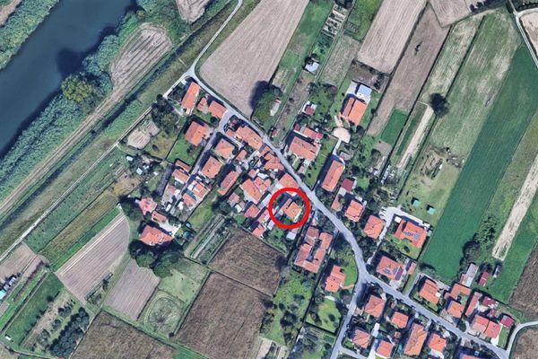 Immagine n0 - Planimetria - Vista aerea - Asta 9060