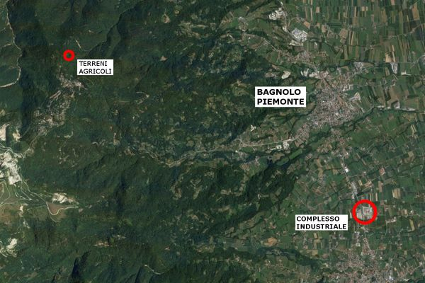 Immagine n2 - Planimetria - Localizzazione - Asta 9065