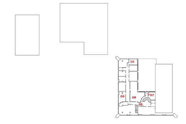 Immagine n2 - Planimetria - Piano primo - Asta 9065